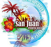 San Juan Puerto rico by dejava