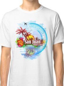San Juan Puerto rico Classic T-Shirt