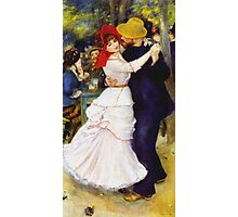 Renoir Auguste - Dance At Bougival 1883 Photographic Print