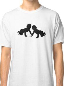 Babies twins Classic T-Shirt