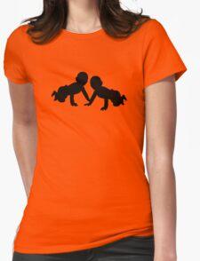 Babies twins T-Shirt