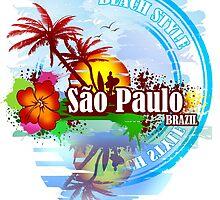 Sao Paulo Brazil by dejava