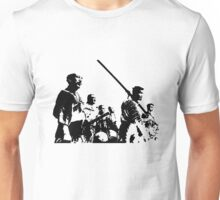 Magnificent Samurai Unisex T-Shirt