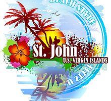 St. John U.S. Virgin Island by dejava