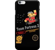Team Fortress 2 - NES iPhone Case/Skin
