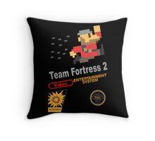 Team Fortress 2 - NES Throw Pillow