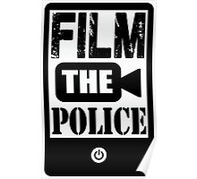FILM THE POLICE Poster