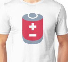 Battery icon Unisex T-Shirt