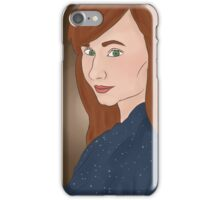 Mary Kate Wiles iPhone Case/Skin