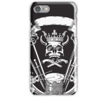 King Of Death iPhone Case/Skin