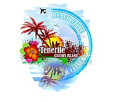 Tenerife Canary Island Photographic Print