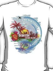 Tenerife Canary Island T-Shirt