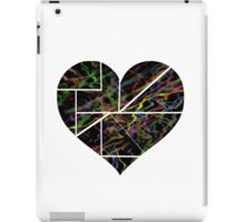 Psychedelic Broken Love iPad Case/Skin