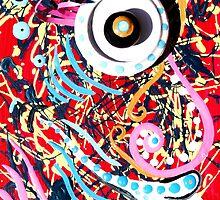 Crazy Eye by Mia Johnson