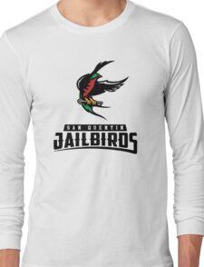 San Quentin Jailbirds Long Sleeve T-Shirt