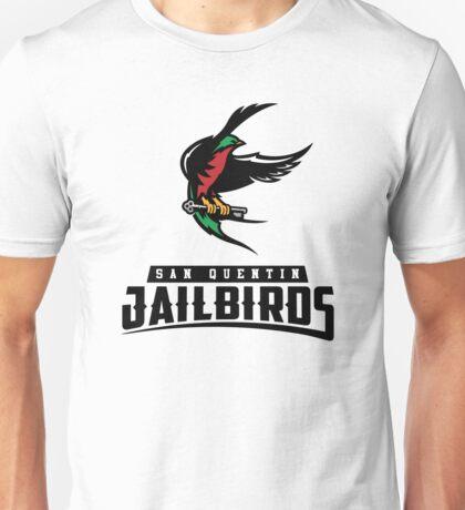 San Quentin Jailbirds Unisex T-Shirt