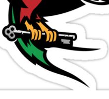 San Quentin Jailbirds Sticker