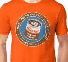 Chocolate Pudding Unisex T-Shirt