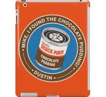 Chocolate Pudding iPad Case/Skin