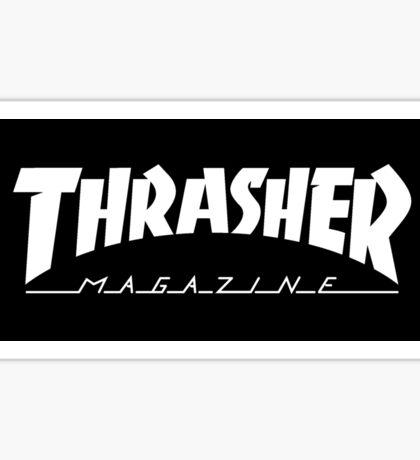Thrasher Magazine Sticker Sticker