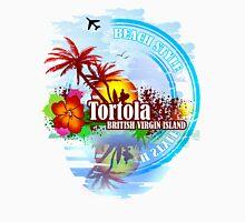 Tortola British Virgin Island Unisex T-Shirt