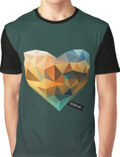 Vector Love 03 Graphic T-Shirt