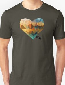 Vector Love 03 Unisex T-Shirt