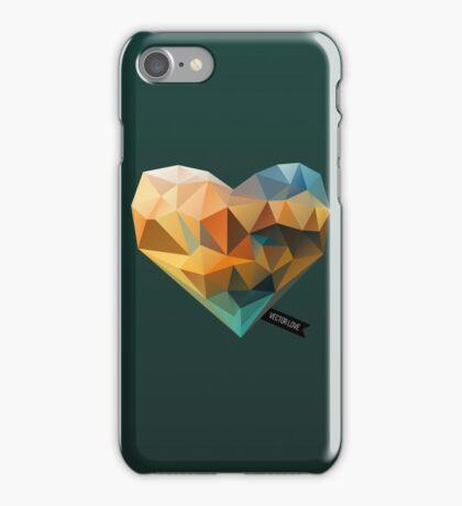 Vector Love 03 iPhone Case/Skin
