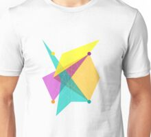 Abstract Rectangle Unisex T-Shirt