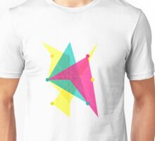 Abstract Polygon Unisex T-Shirt