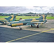 Mikoyan MiG-21bis Fishbed-L 75035540 Photographic Print