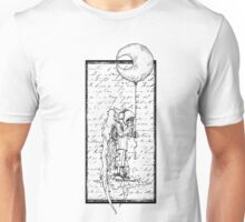 Moon Balloon Unisex T-Shirt