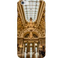 Bancroft Hall iPhone Case/Skin