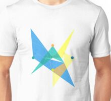 Abstract Rhombus Unisex T-Shirt