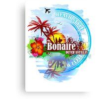 Bonaire Dutch Antilles Canvas Print