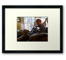 The Two Pauls Framed Print