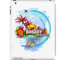 Bonaire Dutch Antilles iPad Case/Skin