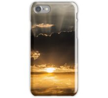 shafts of sunlight iPhone Case/Skin