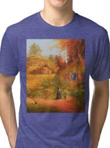 Good Morning! Tri-blend T-Shirt