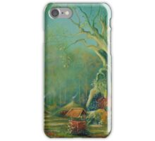 The Road Goes On. iPhone Case/Skin