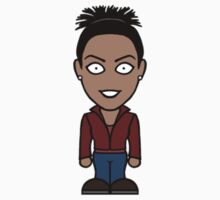 Martha Jones (sticker) by redscharlach