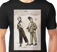 Performing Arts Posters Hoyts comic whirlwind A brass monkey a satire on superstition 1243 Unisex T-Shirt