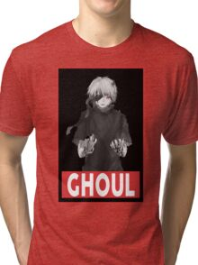 Ken Kaneki 2 Tri-blend T-Shirt