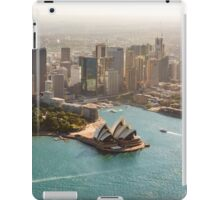 Sydney from the Sky iPad Case/Skin