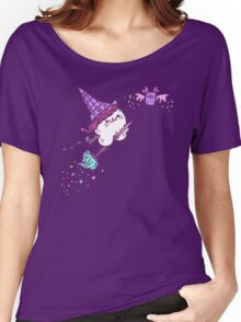 Ice Cream Wiccat Women's Relaxed Fit T-Shirt