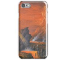 The Ever Watchful Eye. iPhone Case/Skin