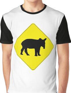 Tapir  Graphic T-Shirt