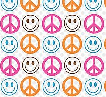 Peace & Smiles  by astraeanm