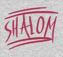 Shalom One Piece - Long Sleeve