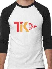 Touchdown King 87 Men's Baseball ¾ T-Shirt